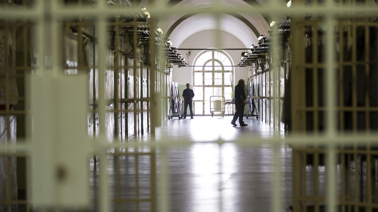 Pankrác, vazební věznice