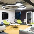 SAP - interiéry nového komplexu