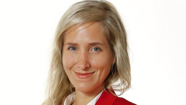 Barbora Habáňová, HR manažerka personální agentury Grafton Recruitment