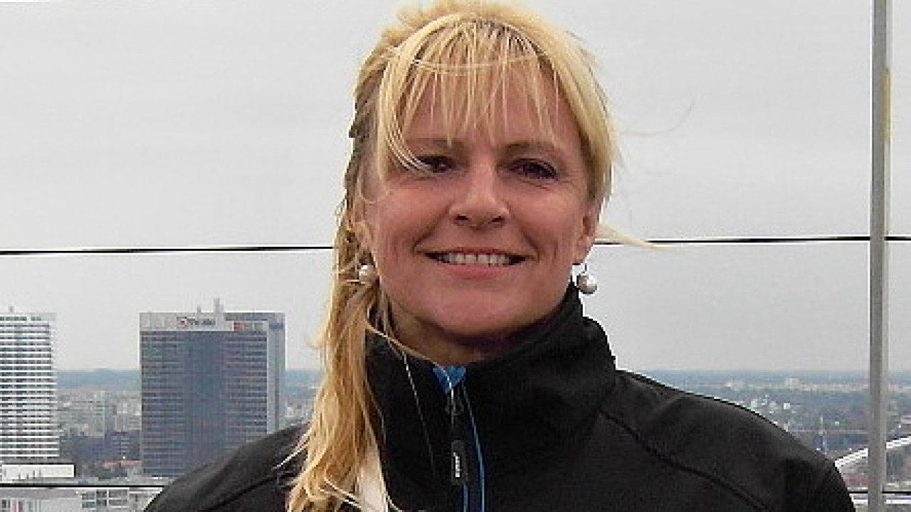Zlata Bilecová, personální ředitelka společnosti VAFO Holding