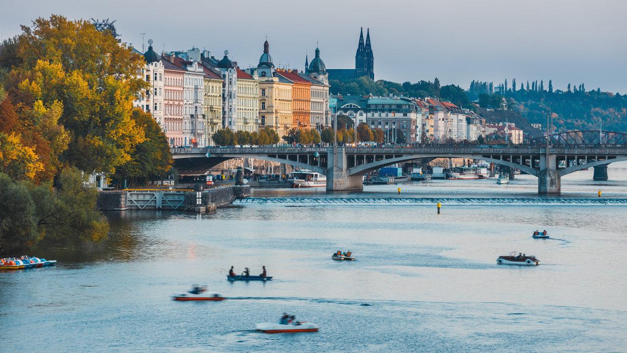 Italský byznysmen Claudio Leo Personnettaz skupoval ve velkém luxusní domy v centru Prahy.