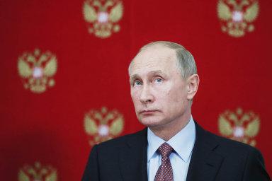 Putin složil přísahu a stal se počtvrté ruským prezidentem. Na premiéra znovu navrhuje Medveděva