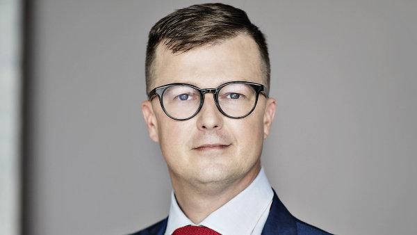 Petr Plocek, ředitel útvaru Identity a komunikace UniCredit Bank