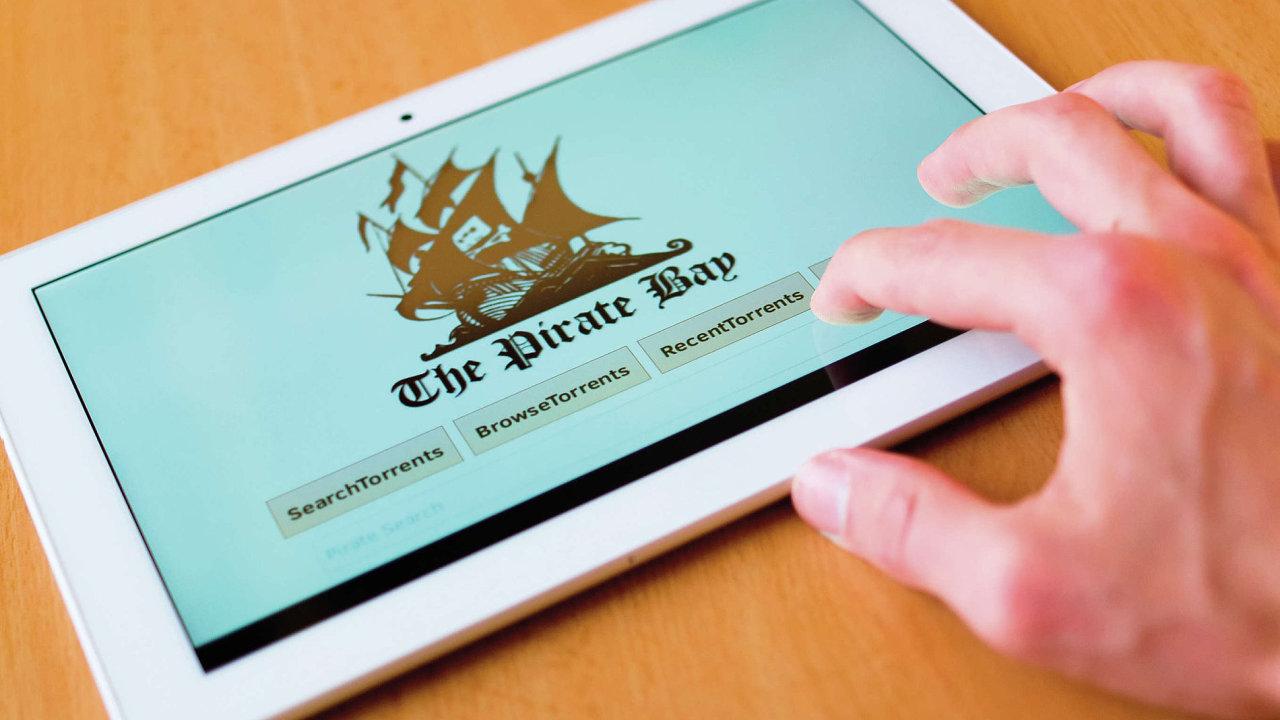 Pirátský obsah má dnes i legální alternativu