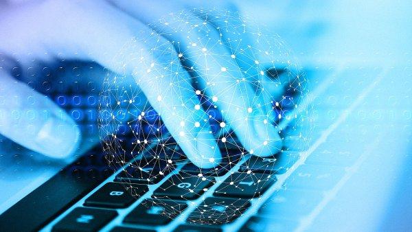 Firemní informační systém, kybernetická bezpečnost, ilustrace