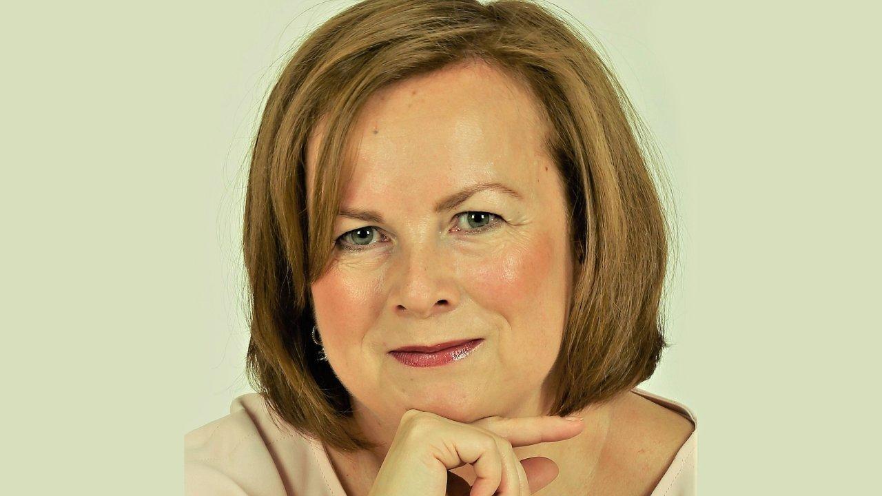 Alena Sochorová, ředitelka týmu pro významné zákazníky v Česku a na Slovensku společnosti Microsoft