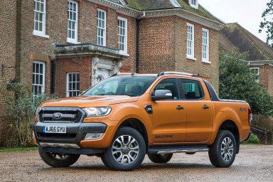 Podnikneme veškerá opatření, abychom ochránili konkurenceschopnost našeho evropského podnikání, uvedla automobilka Ford Motor ve vyjádření zaslaném britské premiérce. - Ilustrační foto.