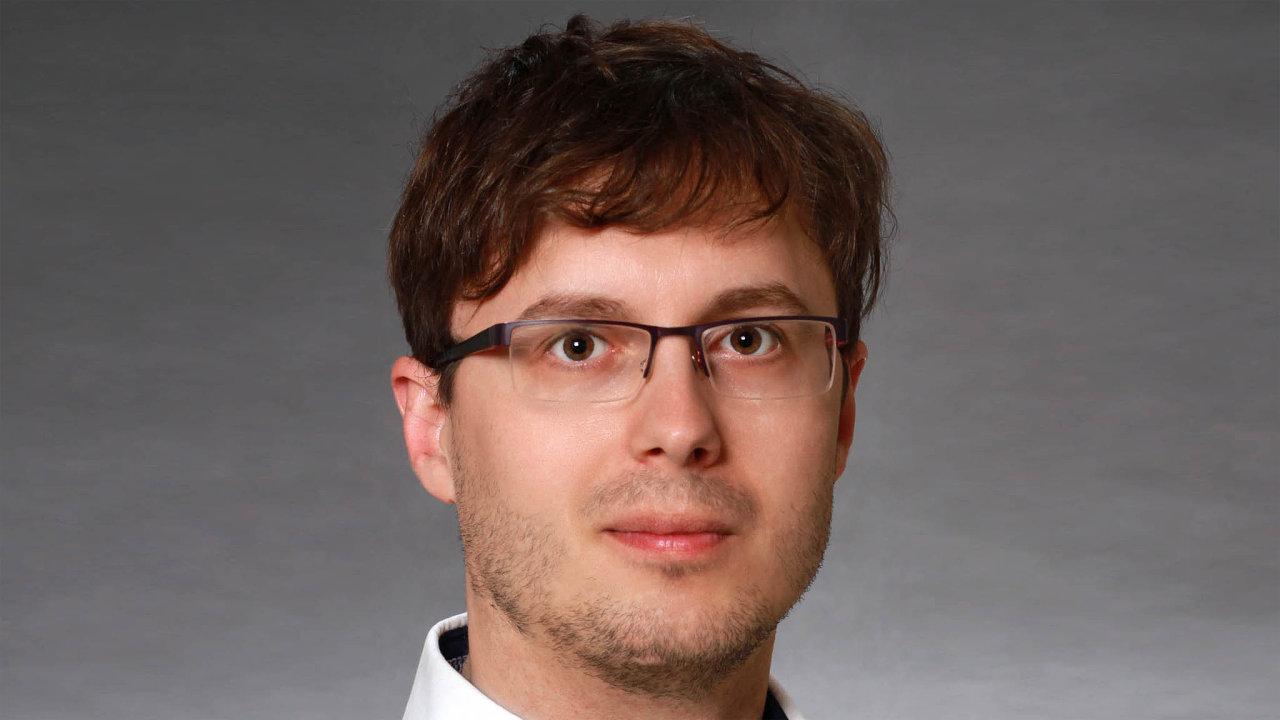 Martin Semerád, obchodní a technický ředitel LiveBid