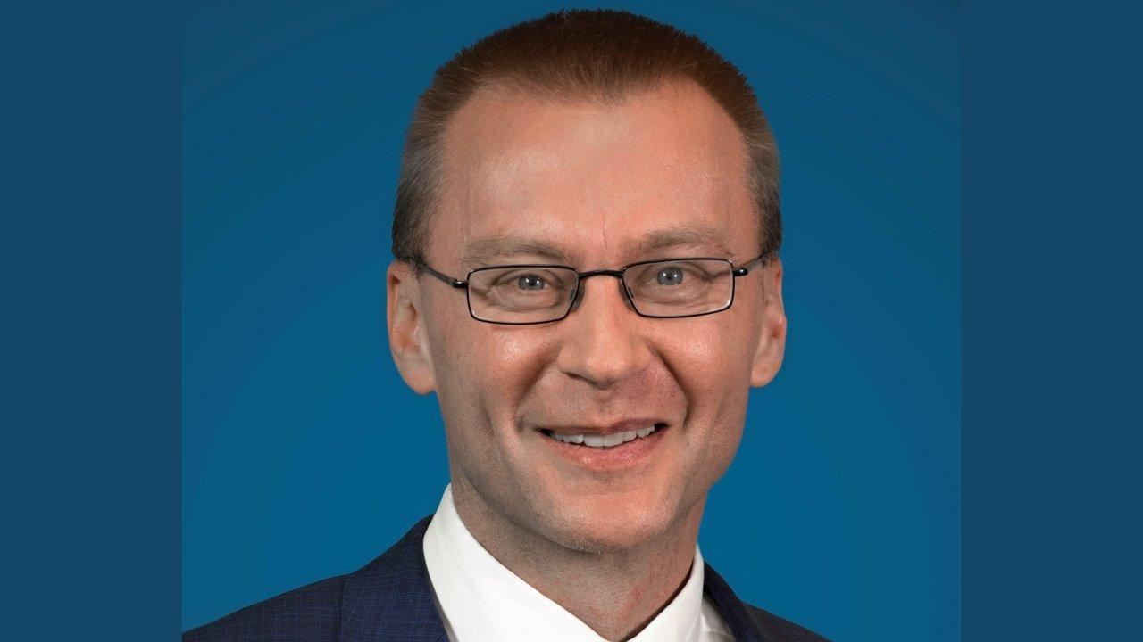 Petr Sosík, člen představenstva odpovědný za oblast financí Allianz