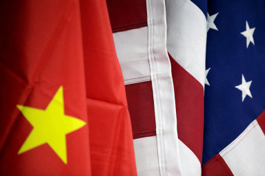 Čína s 276 zastupitelskými úřady po celém světě poprvé předstihla Spojené státy o tři pozice.