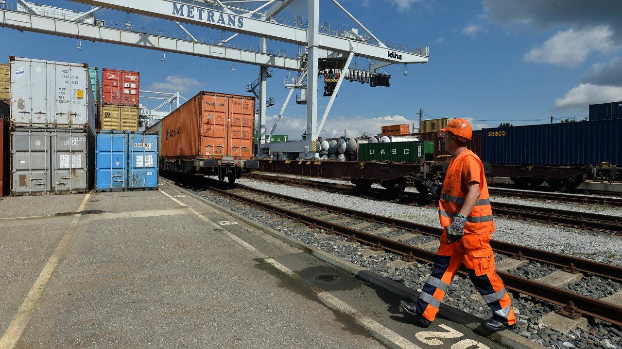 Německo je pro Česko klíčový obchodní partner. Směřuje tam skoro 32 procent českého exportu (ilustrační snímek).