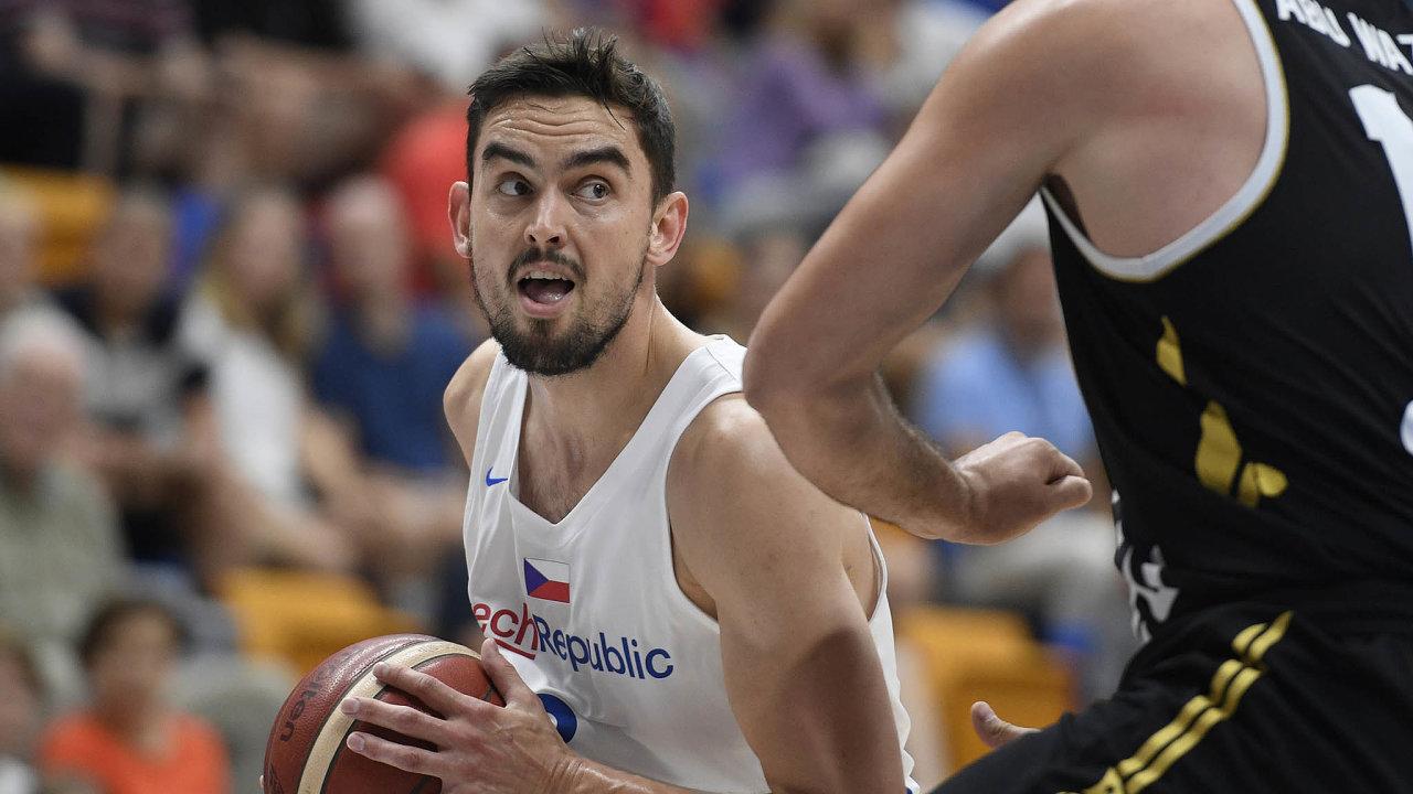 Tomáš Satoranský, nejlépe placený český sportovec, bude lídrem českých basketbalistů na mistrovství světa. Půjde na něm i o případnou účast na olympijských hrách v Tokiu.
