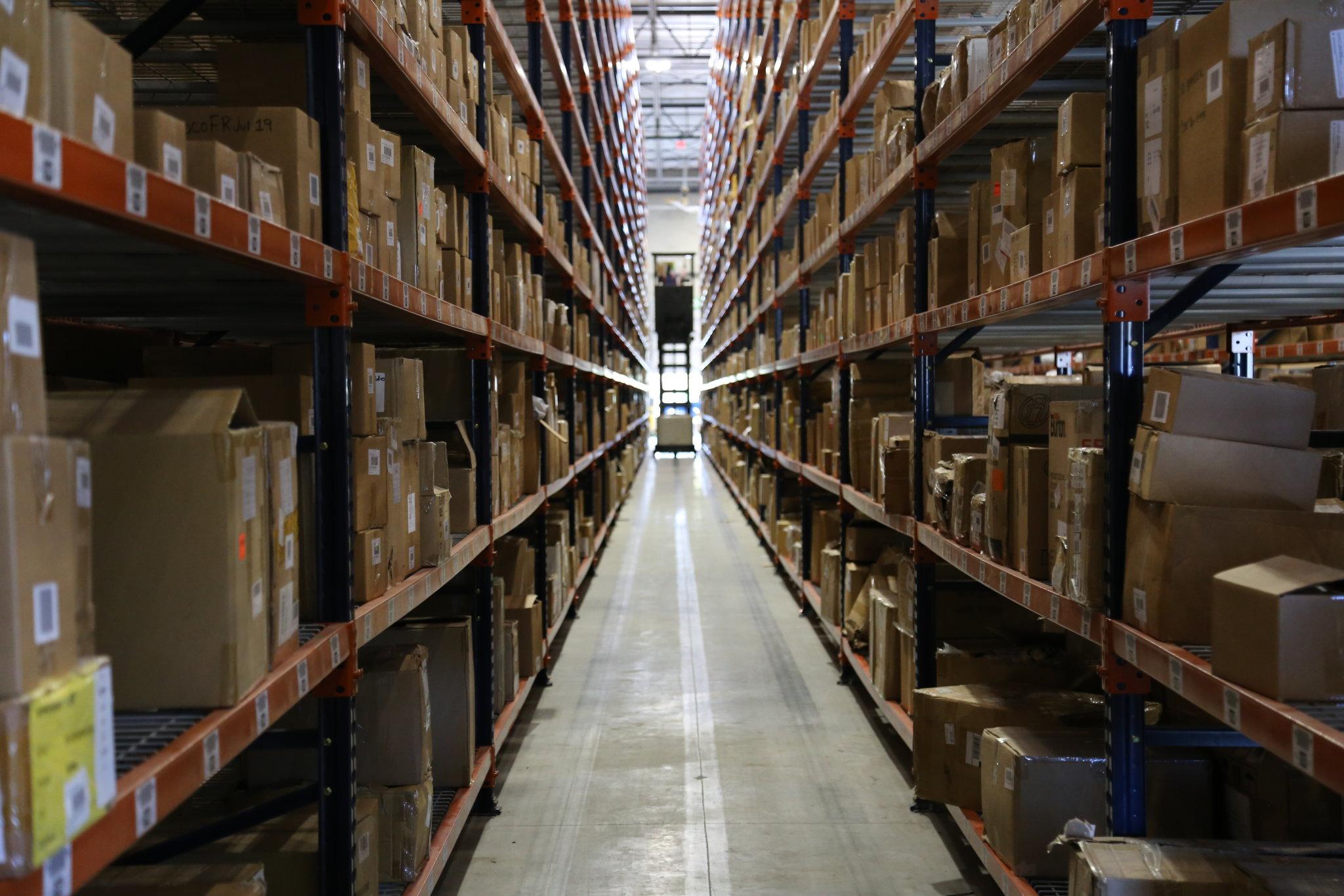 Shipmonk má v USA tři sklady, další už plánuje v Evropě.