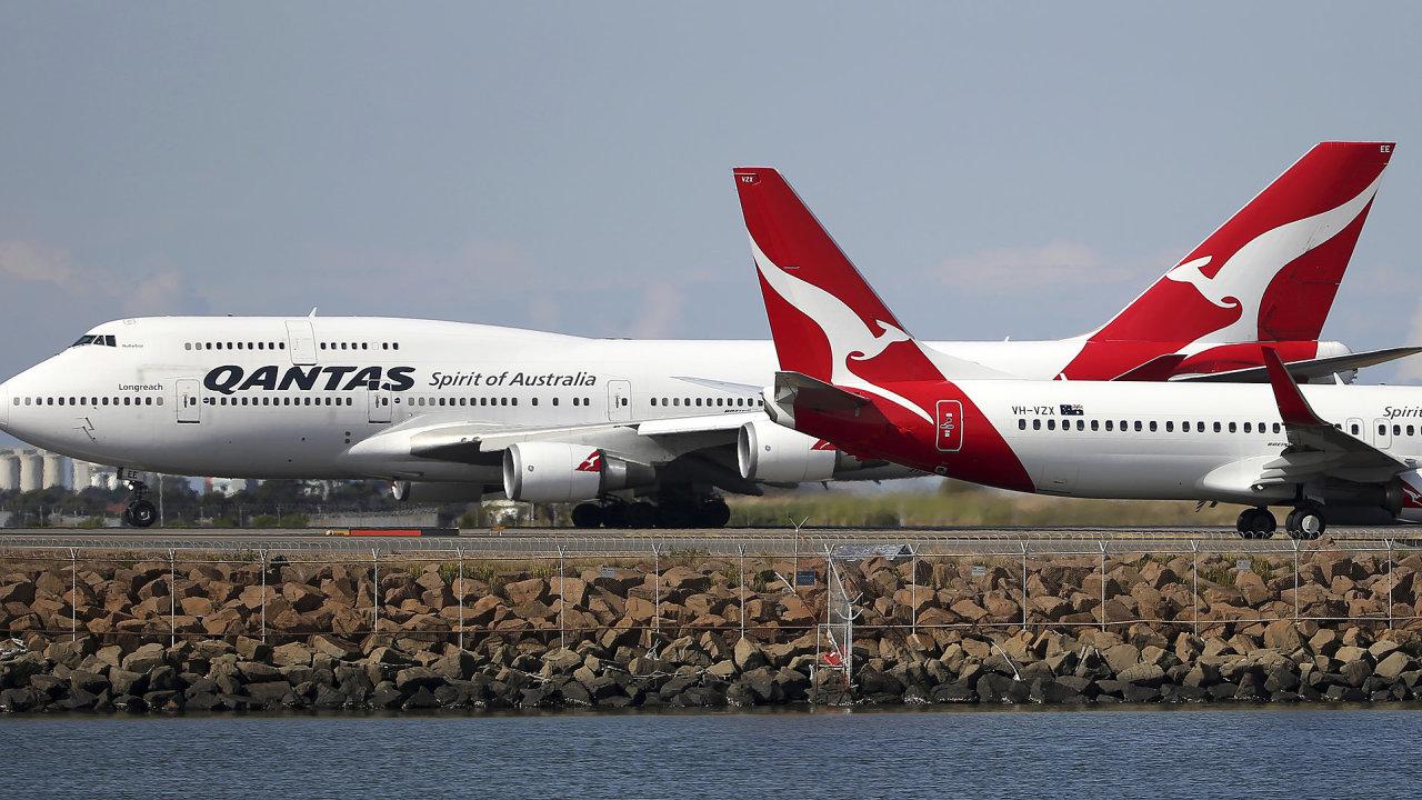 Australské aerolinky Qantas jsou první velké aerolinie, které veřejně nadnesly možnost odmítnout pasažéry, kteří nebudou očkování.