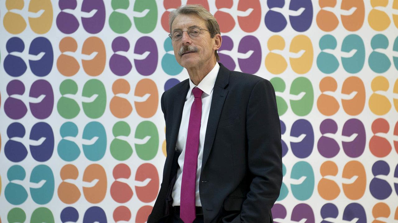 Majitel textilní společnosti Juta Jiří Hlavatý kandidoval za hnutí ANO.