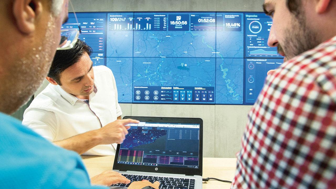 Vlogistickém centru firmy Seat vznikl během 26 týdnů projekt, který umožňuje pomocí aplikace sledovat přesnou polohu každého dílu pro výrobu automobilu.