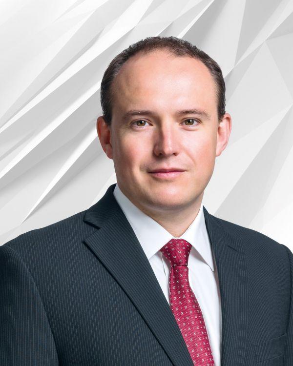 Vítězslav Lukáš generální ředitel firmy ABB Česká republika