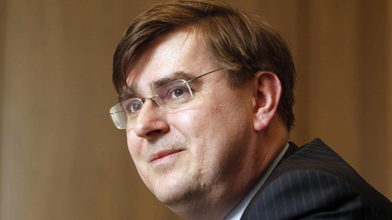 Lubomír Lízal je novým členem představenstva Expobank.