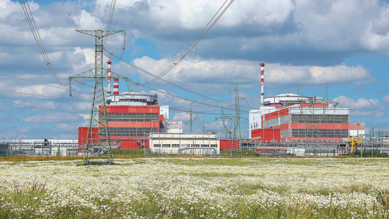 Důležitým mezníkem vbudování elektrárny byl 14. květen 1993, kdy byl podepsán kontrakt samerickou společností Westinghouse.