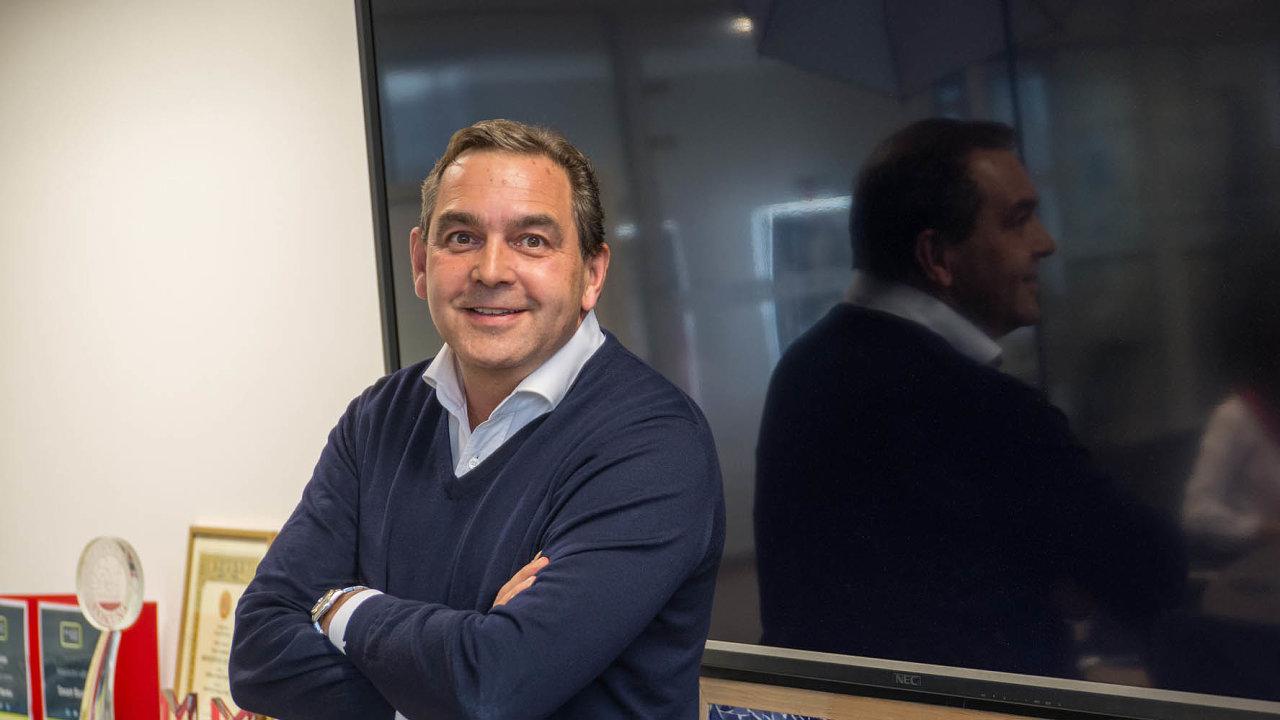 Tomáš Spurný, generální ředitel a předseda představenstva MONETA Money Bank