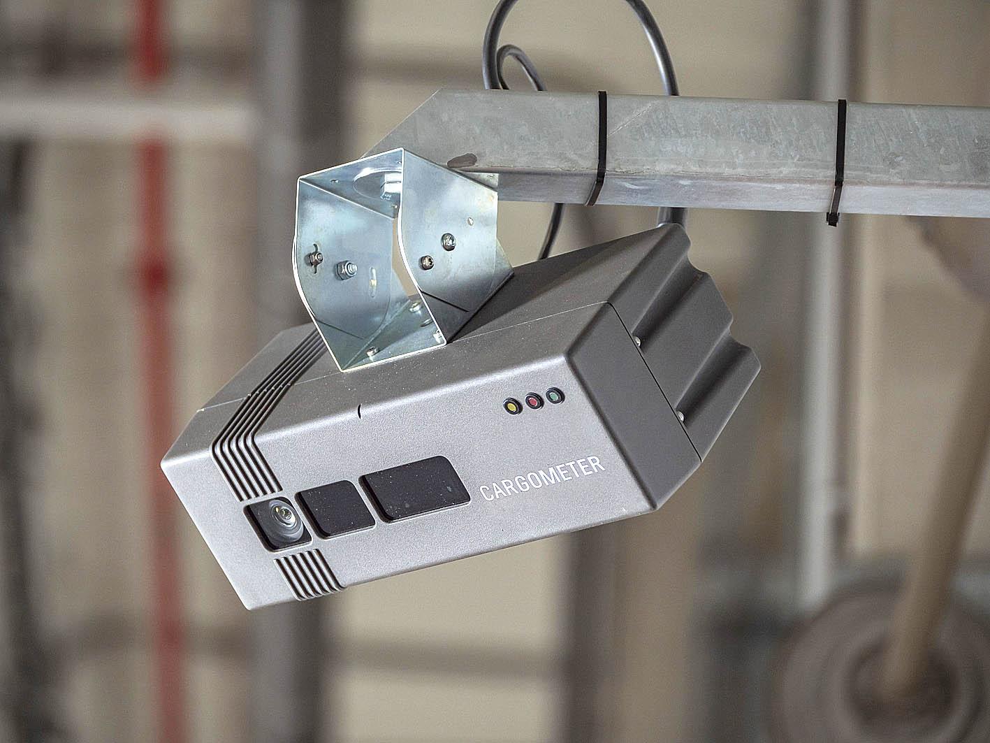 Gebrüder Weiss: Systém Cargometer– měření přepravovaných zásilek zapohybu