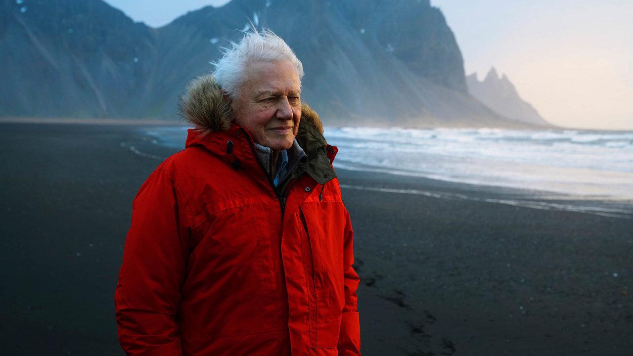 Ačkoli je vývoj alarmující, šanci lidstvo pořád má, uvádí David Attenborough vesvém novém dokumentu.