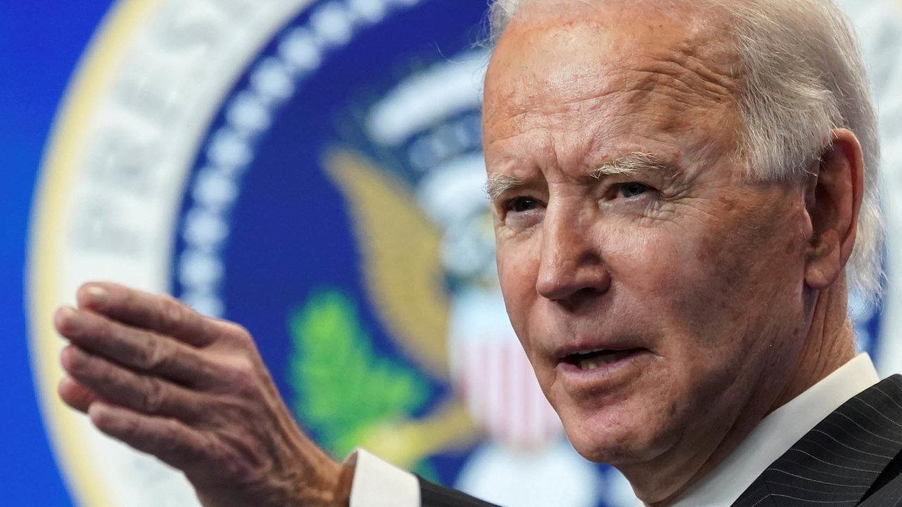 Administrativa amerického prezidenta Joea Bidena navrhuje velké změny v danění obřích nadnárodních firem.