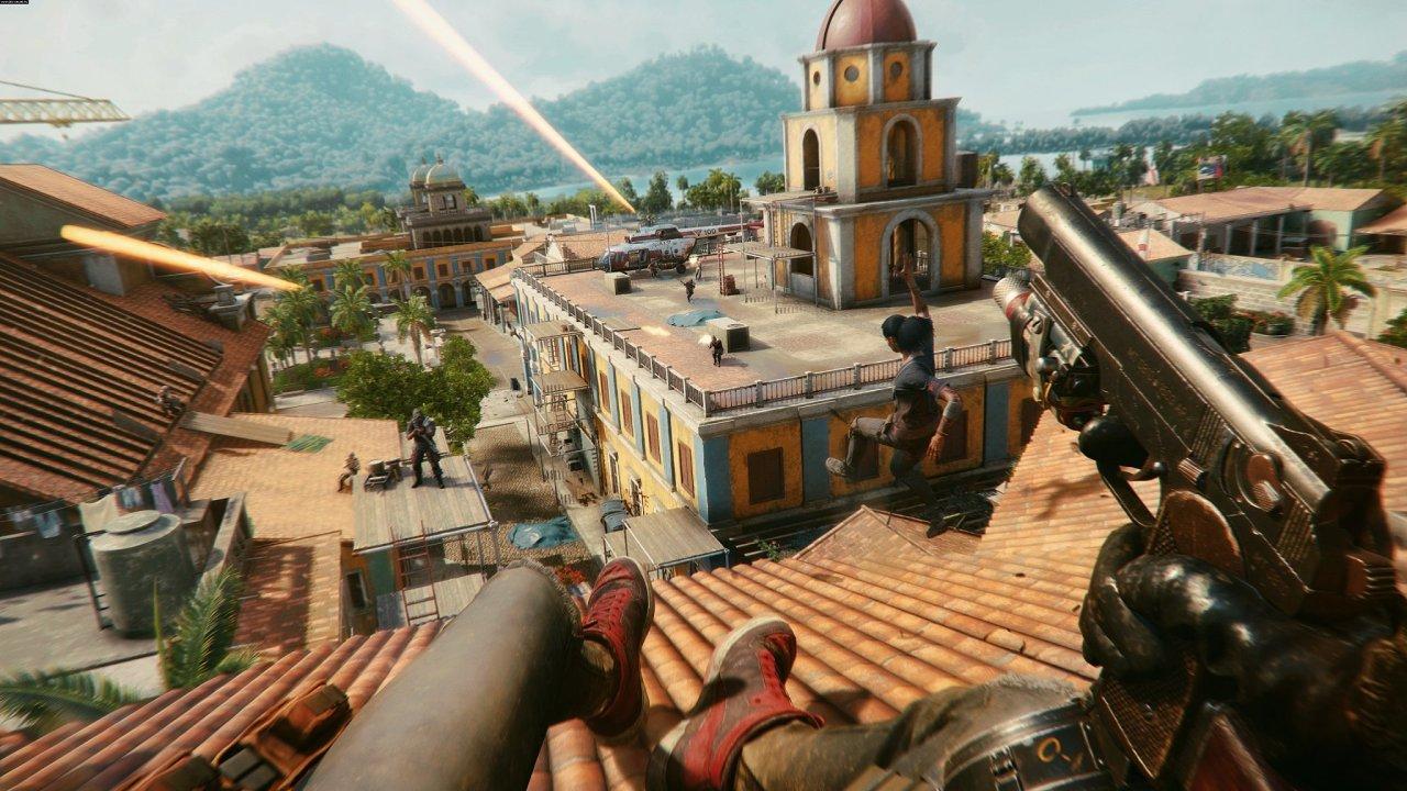 Far Cry 6 nabízí explozivní výlet na přejmenovanou Kubu