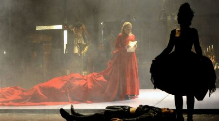 Dagmar Havlová v nové inscenaci Cyrana