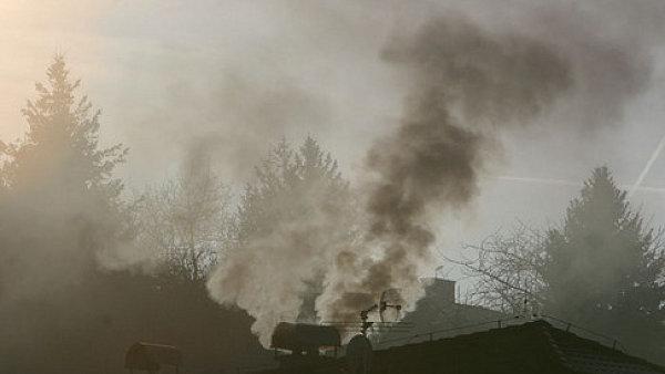 Zne�i�t�n� ovzdu��, ilustra�n� foto