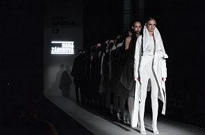 Od bílé až po černou. Proč kolekce Hany Zárubové vyhrála na Designbloku?