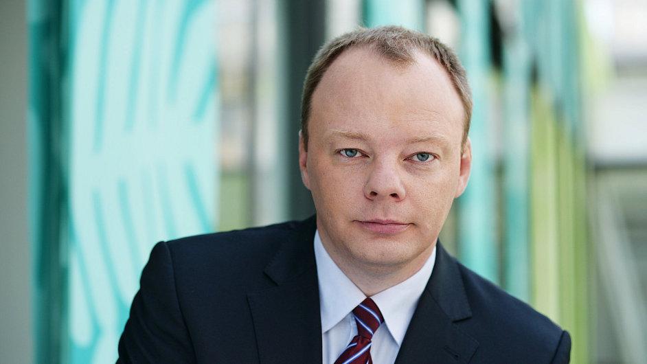 Petr Řehák, ředitel Equa bank