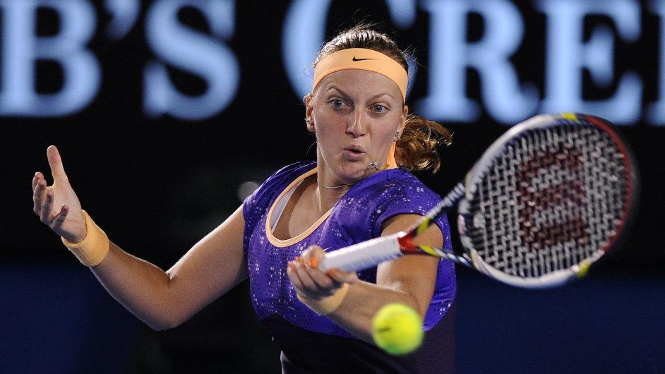 Petra Kvitová na Australian Open
