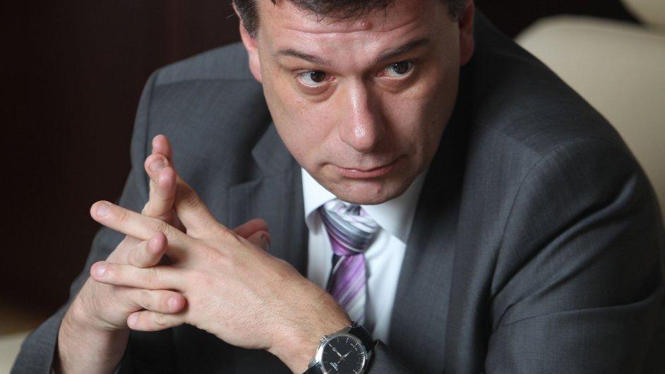 Ministr spravedlnosti Pavel Blažek