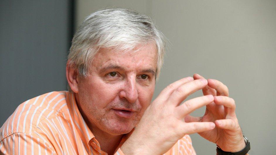 Jiří Rusnok, ekonom ING