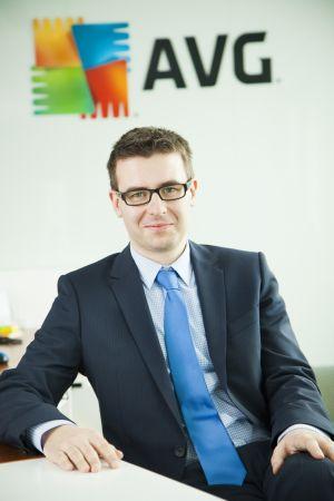 Jiří Kropáč, vedoucí virové laboratoře AVG Technologies