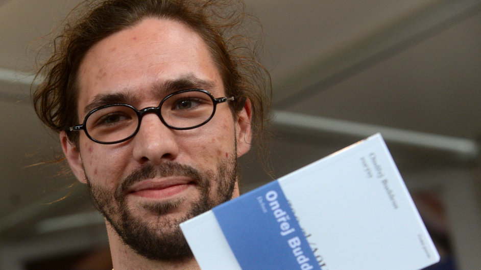 Ondřej Buddeus obdrží k ceně také 50 tisíc korun.