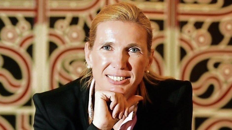 HR specialistka Michaela Schwarzingerová