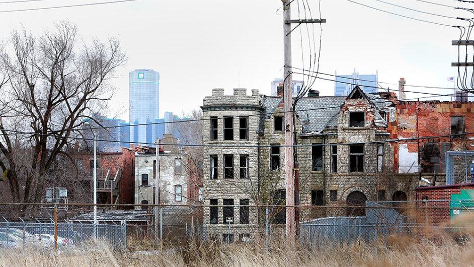 Město, které je úplně švorc (Detroit)