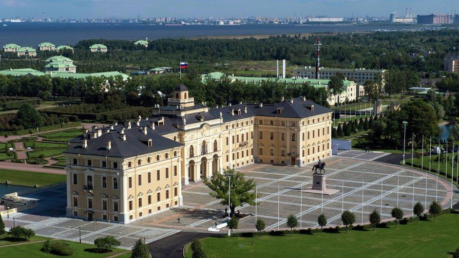Summit G20 v Petrohradu