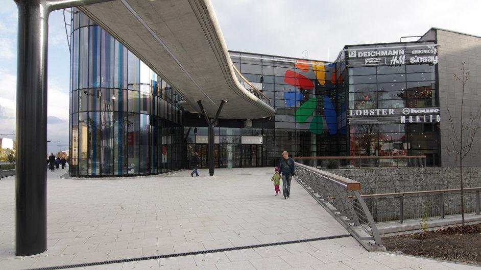 Olomoucká Galerie Šantovka
