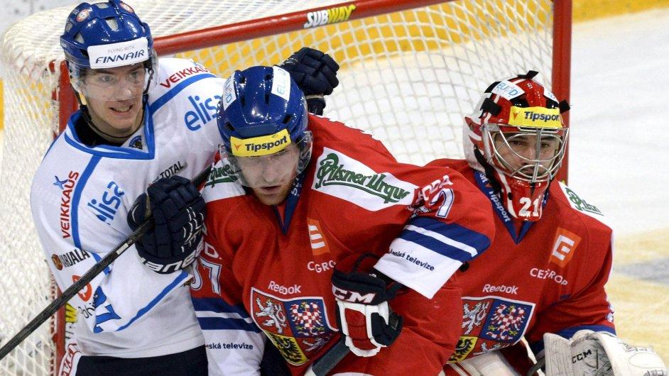 Češi nestačili na Finsko