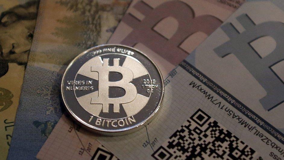 Digitání měna Bitcoin