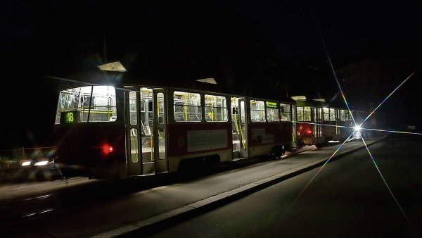 Tramvaj - ilustrační foto