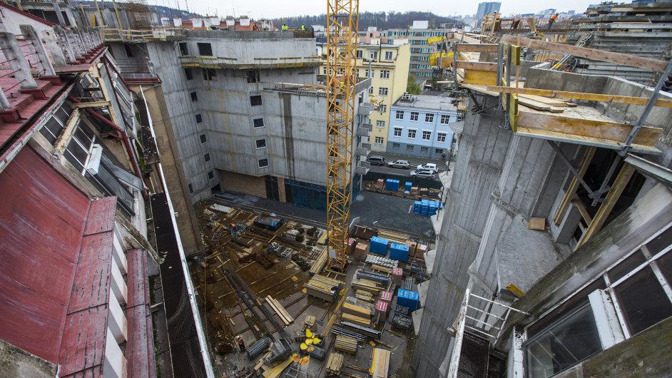 Kvalita staveb se zhoršuje.
