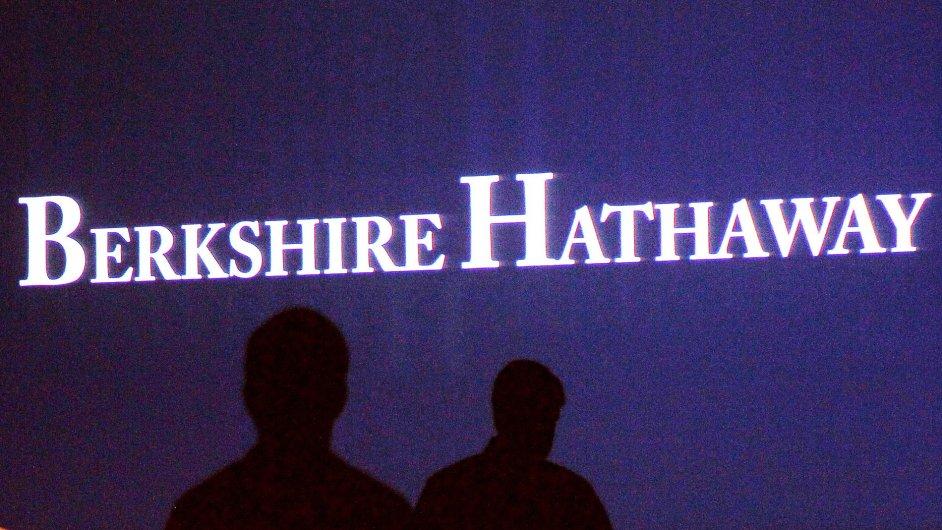 Společnost Berkshire Hathaway Warrena Buffetta. (Ilustrační foto)