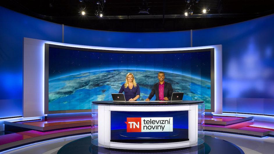 Studio Televizních novin TV Nova