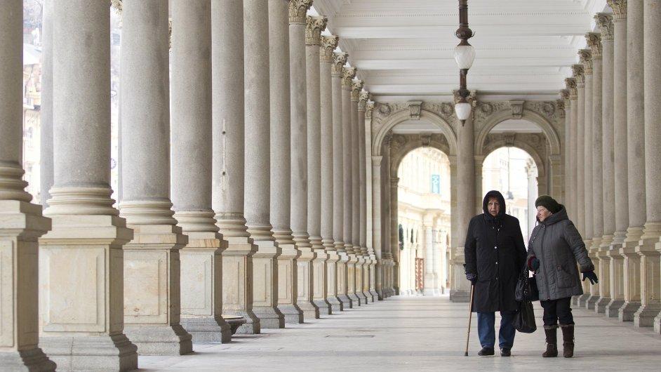 Karlovy Vary opouštějí Rusové, nahrazují je návštěvníci z Polska či Německa.