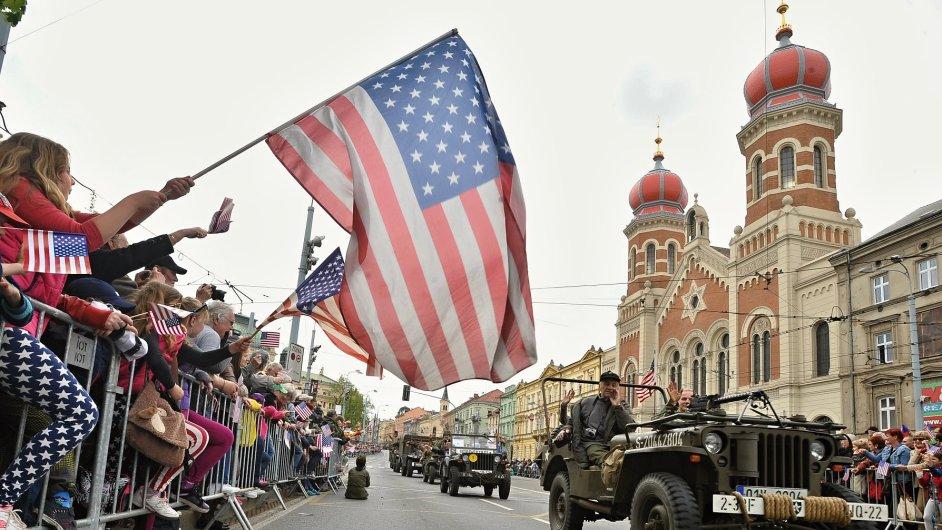Vyvrcholení oslav v Plzni