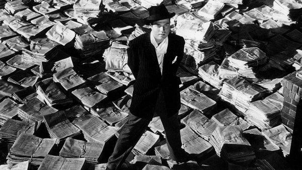 """Od narození Orsona Wellese, autora """"nejlepšího filmu všech dob"""" Občana Kanea, uplynulo sto let."""